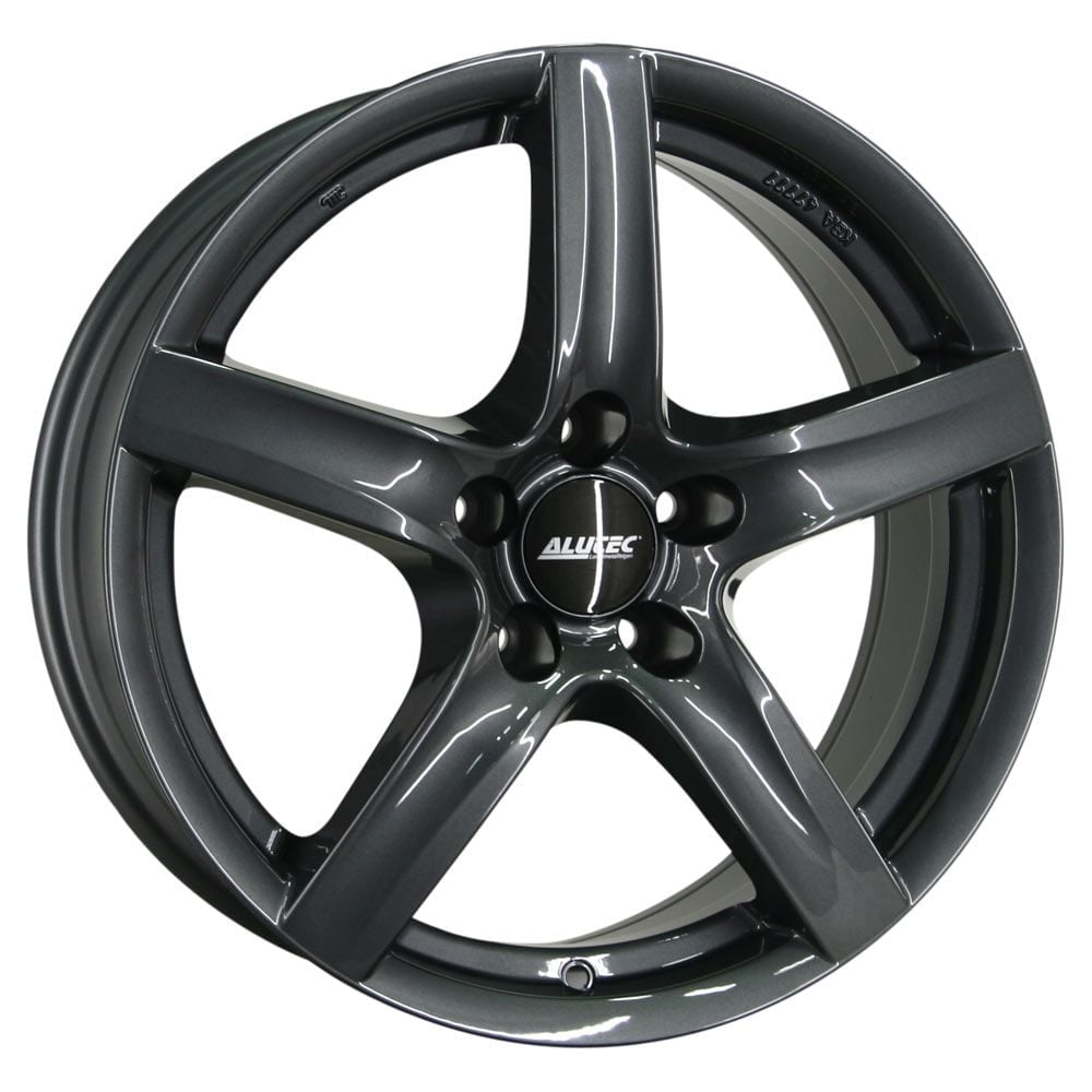 alutec grip an anthracite 5x110 et35 65 1 alloy rim for opel vauxhall. Black Bedroom Furniture Sets. Home Design Ideas