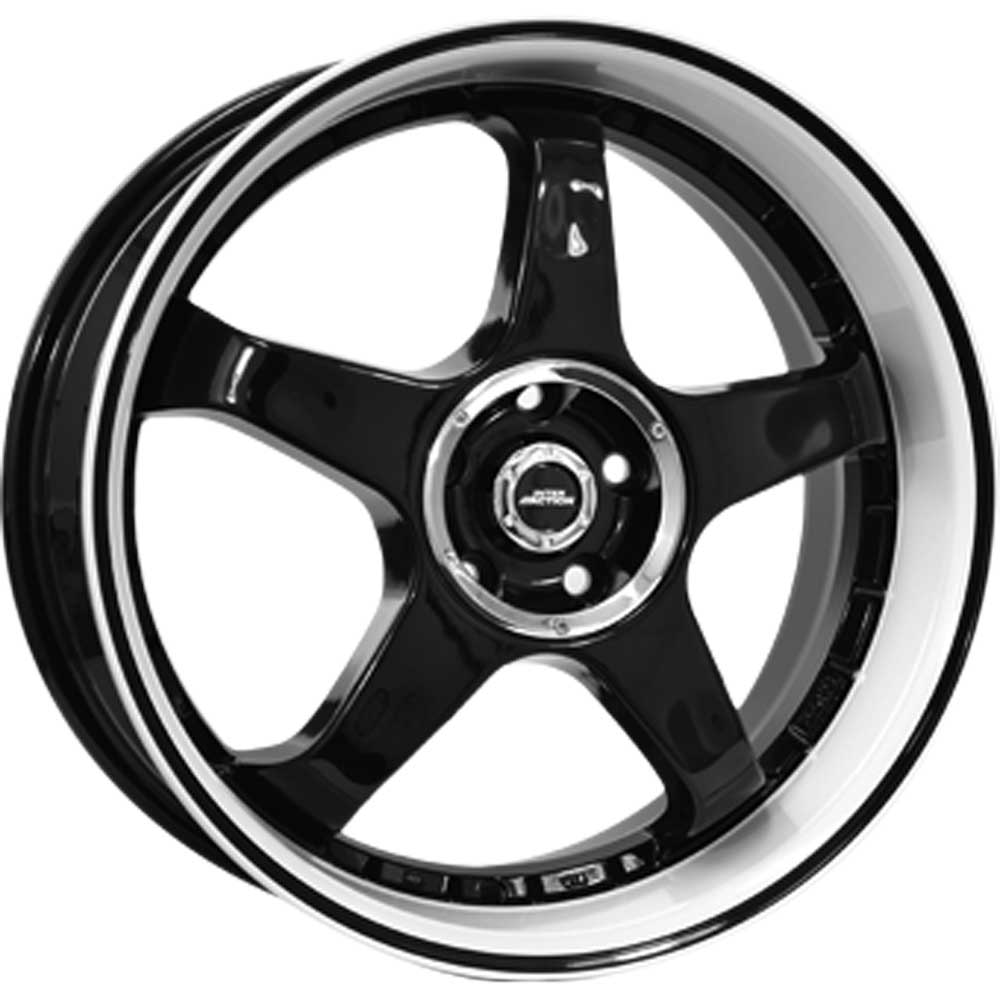 inter action sprint rims inter action rims on sale at pneus online. Black Bedroom Furniture Sets. Home Design Ideas